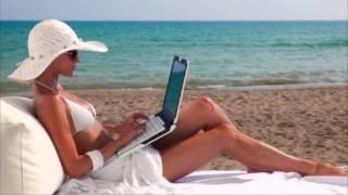 Работа дома в  интернете с почасовой ставкой