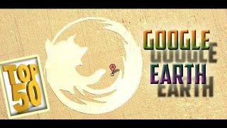 Top 50 imágenes más misteriosas y raras de google maps y google earth (CON COORDENADAS) Free HD Video