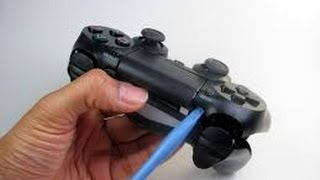 TUTORIAL: Desarme completo Joystick PS4