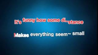 Let it go (Single ver.) - Demi Lovato [karaoke]