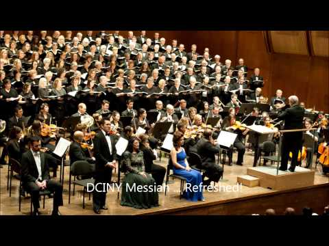 Messiah...Refreshed! 1010 Wins Radio Ad - November 30, 2014 Lincoln Center