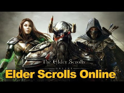 Elder Scrolls Online Gameplay Grindfest Friday - MMOs.com