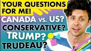 My opinions on politics (and other stuff). Answering your questions!