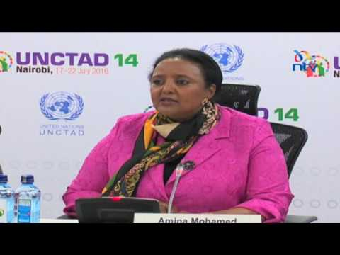 CS Amina Mohamed calls for elimination of non-tariff barriers to enhance trade