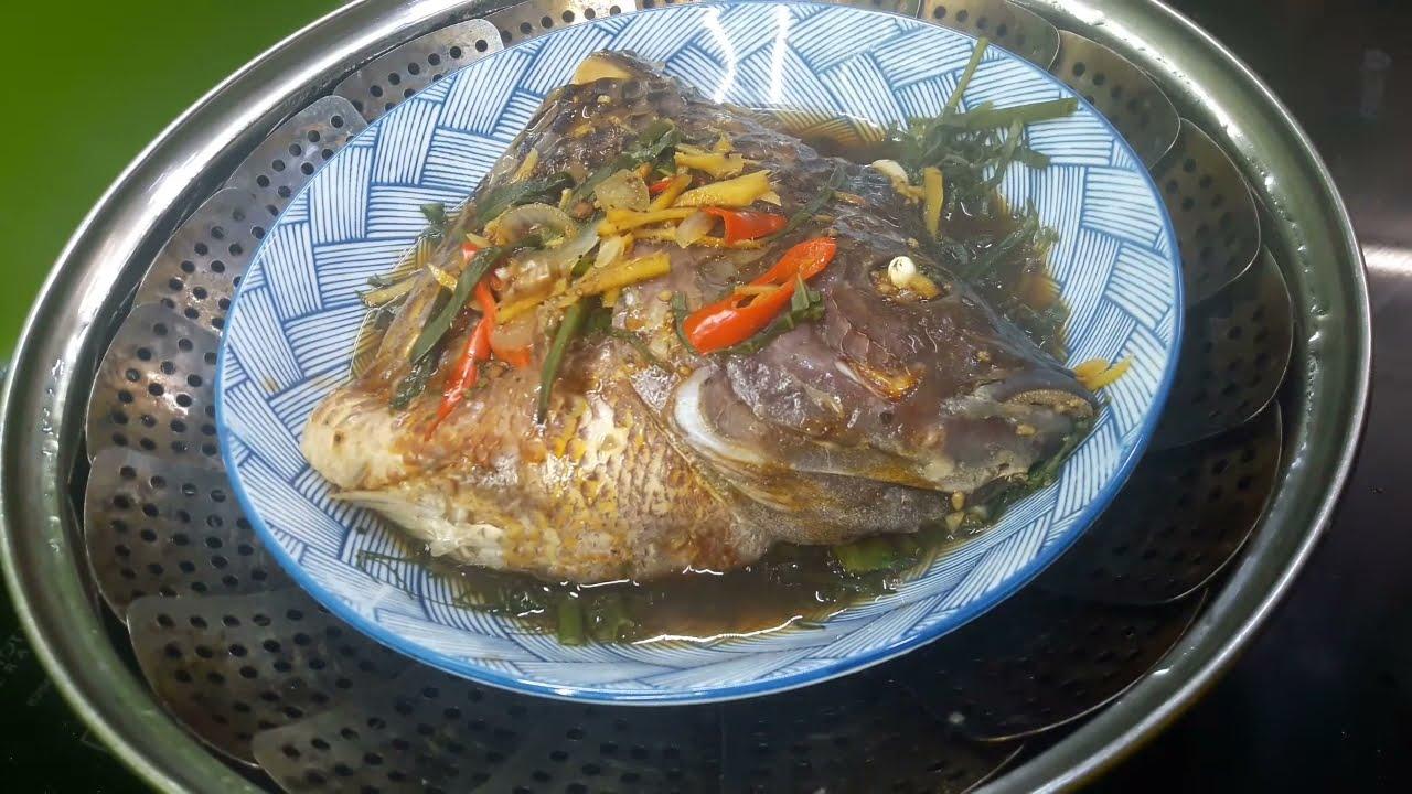 Cách làm món cá hấp xì dầu thơm ngon không tanh