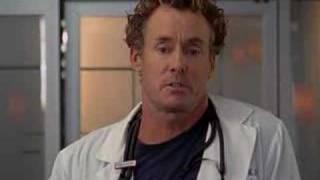 Dr. Cox spielt Dr. House