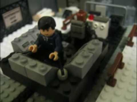 LEGO Resident Evil: City In Bricks PART 3