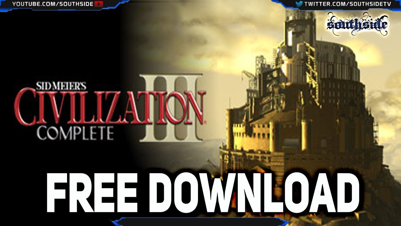 Sid meiers civilization 3 free download mac