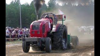 Trecker Trecker Treck Jesendorf 2018 - Belarus Sport und SuperSport | Tractor Pulling