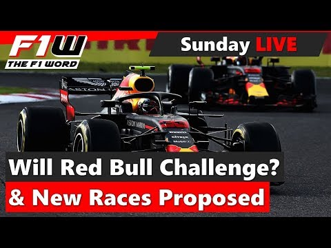 Sunday Live: Will Red Bull Challenge In 2019?