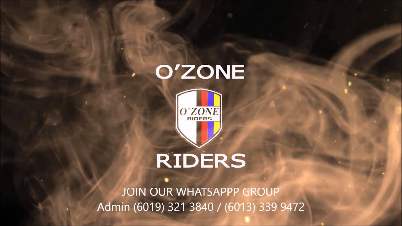 Welcome To O'Zone Riders & WhatsApp Group