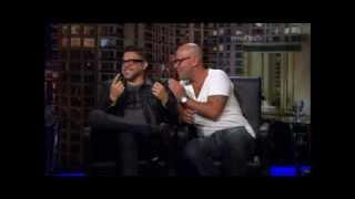 Gianmarco / Luis Enrique - Entrevista con Bayly