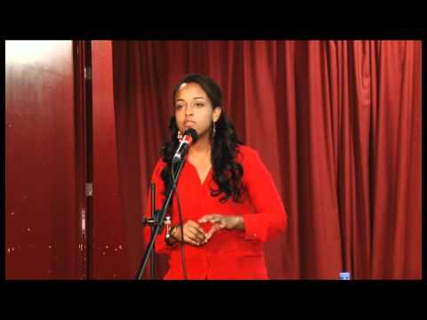 A touching Poem by Asha, young British Somali Poet