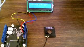 Arduino NFC P2P