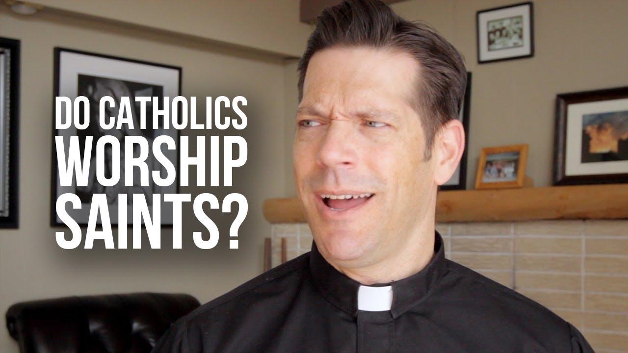 Download Do Catholics Worship Saints?