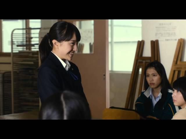 ももいろクローバーZの青春映画!『幕が上がる』予告編