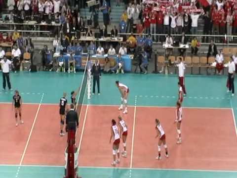ME 2009, mecz o 3 miejsce Polska - Niemcy i radość z medalu ;)