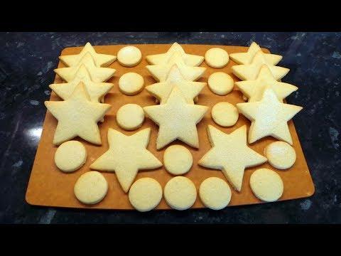 Cut Out Sugar Cookies