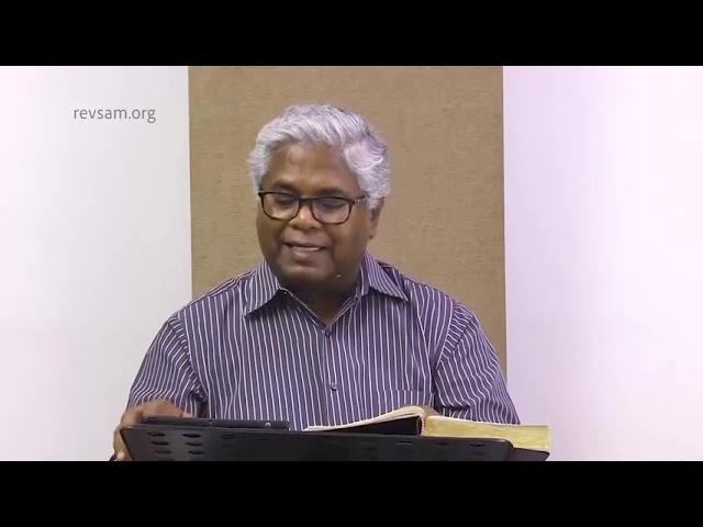 AFT Church | Nambikkai TV - 25 JUL 21 (Tamil) | Sam P. Chelladurai