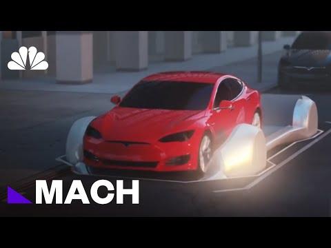 Elon Musk Reveals Los Angeles Transportation Tunnel | Mach | NBC News