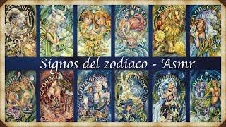 Asmr Signos del zodíaco GEMINIS