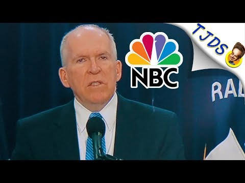 NBC Hires CIA Boss For News Role - Not Kidding