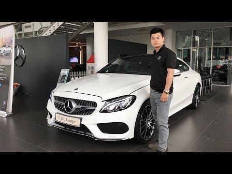 Mercedes C300 Coupe 2019 Dòng Xe Sang Được Nhập Khẩu Nguyên Chiếc