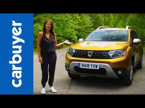 New 2018 Dacia Duster SUV in-depth review – Carbuyer  – Ginny Buckley