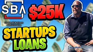 SBA Loans for Startups | 5 SBA EIDL Loan Funding Options and Requirements For New Business Startups