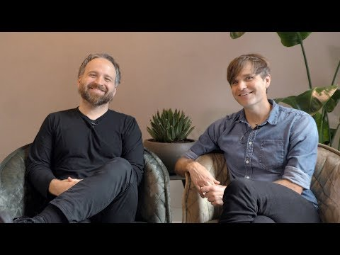 Death Cab For Cutie   Ben Gibbard and Nick Harmer part 1