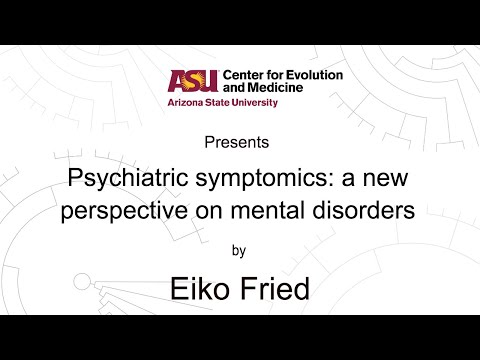 Psychiatric symptomics: a new perspective on mental disorders | Eiko Fried