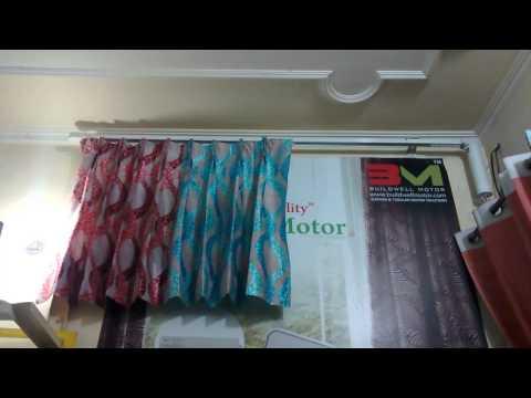 Suman Handloom Motor Curtain