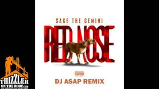 Sage The Gemini - Red Nose [DJ ASAP Remix] [Thizzler.com]