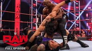 WWE Raw Full Episode, 01 June 2020
