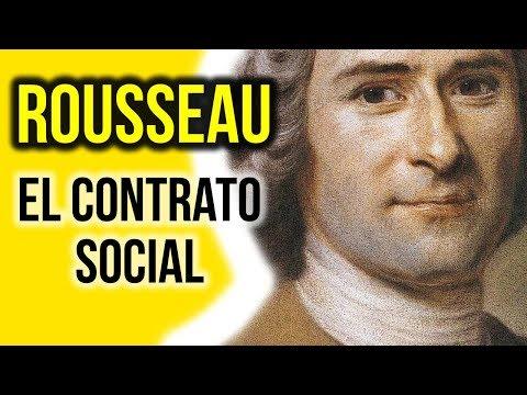 """ROUSSEAU: """"El Contrato Social"""""""
