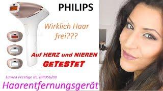 Haarentfernungsgerät von Philips Ipl Getestet Wirklich Haarfrei ??