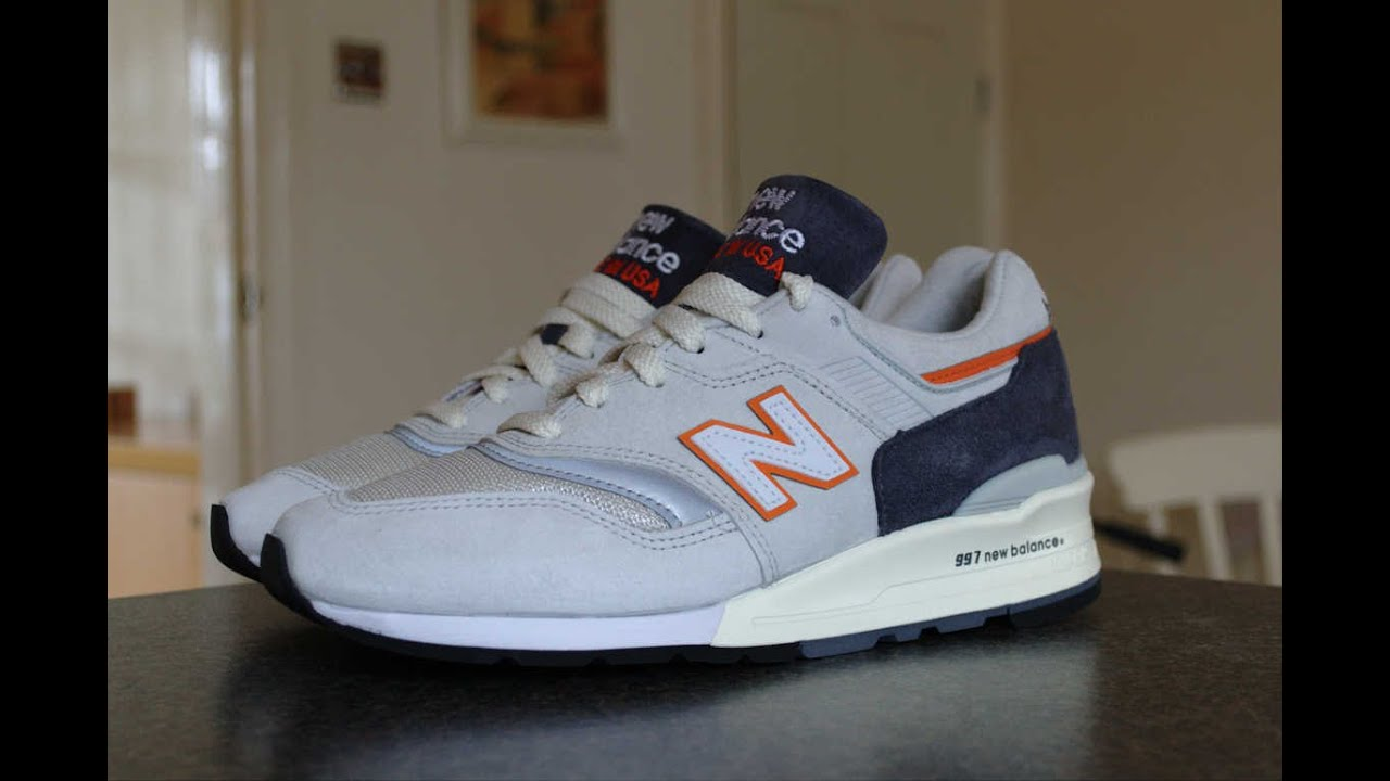 online store 551ad b92a8 On-Foot: New Balance 997CSEA 'Explore by Sea' Pack