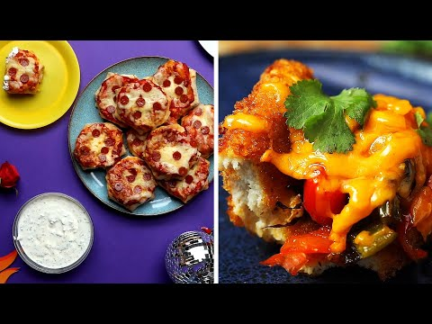 4 Party Food Recipes To Wow Your Friends With