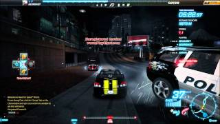 Need for Speed: World Tier 2 Team Escape Multiplayer GamePlay [HD6850][Max Settings]