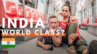 India NEWEST Metro - World Class Train ? 🇮🇳