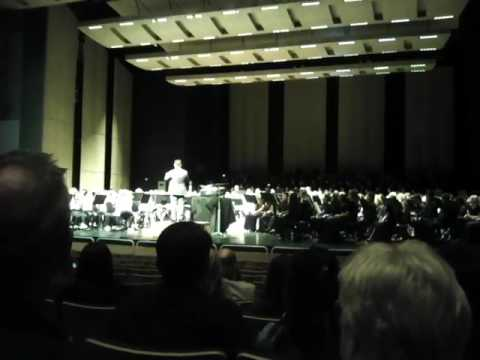 The Conejo Valley Unified School District 35th Annual All District Band Festival(4)