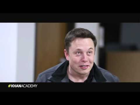 Interjú Elon Muskkal