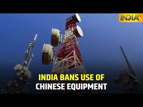 Indian Govt Bans Use Of Chinese Equipment For 4G Upgradation, Directs BSNL & MTNL