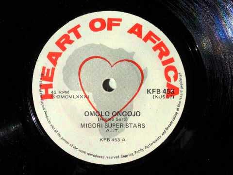 Migori Super Stars - Omolo Ongojo (Dholuo) (Heart Of Africa 453)