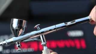 how to airbrush your rc car part 4 iwata hp ch and eclipse bcs airbrushes