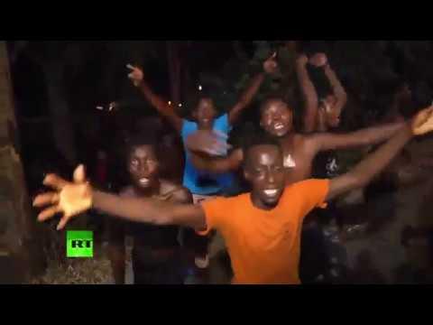 300 African migrants cross border into Ceuta