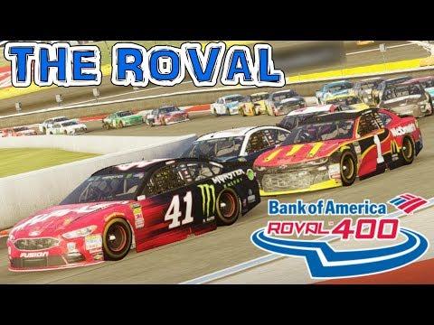 Bank of America ROVAL 400 -- NASCAR Heat 3