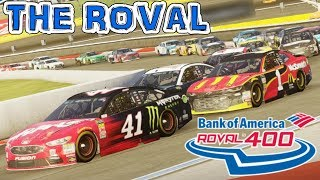 Bank of America ROVAL 400 -- NASCAR Heat 3