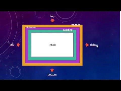 032 HTML Und CSS: Das Boxmodell