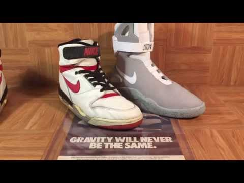 ShoeZeum 1988 Nike Air Revolutions Were The First Basketball Shoes With Visible Nike Air